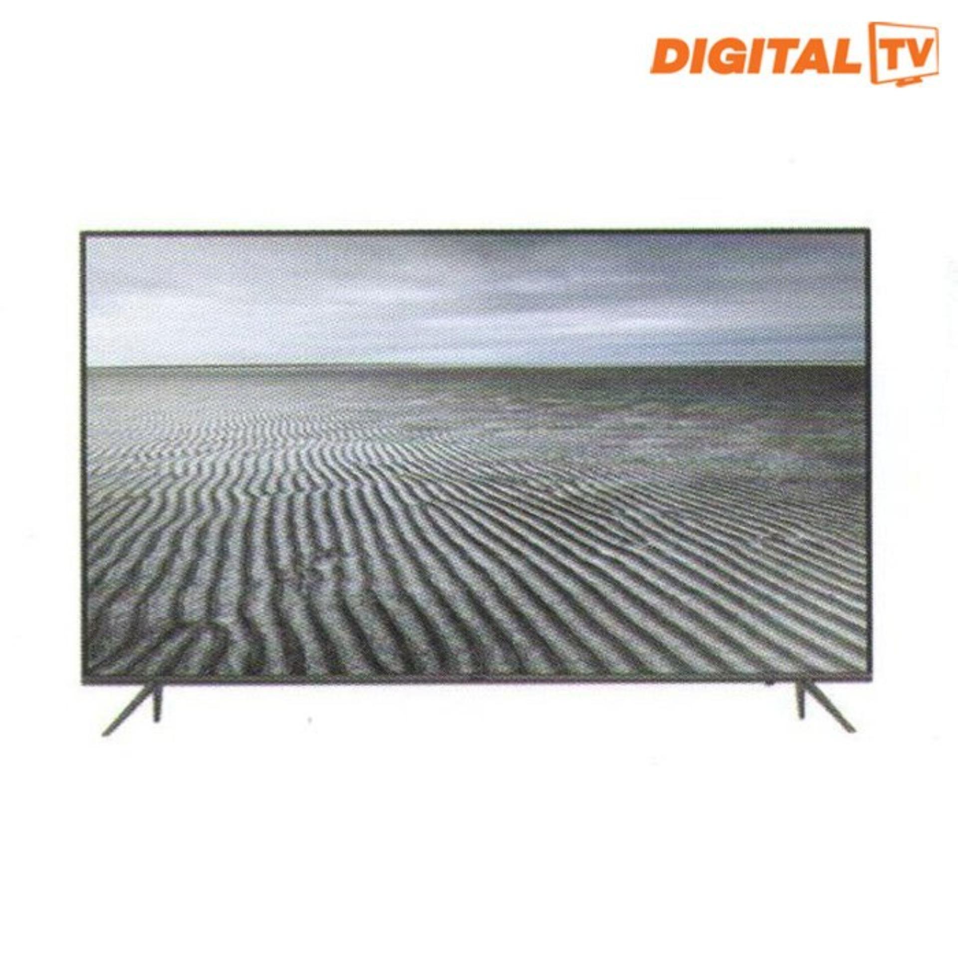 Samsung 43 inch LED Digital Full HD TV - Hitam (Model UA43K5005)