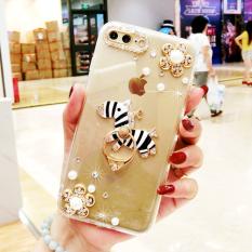 Samsung a5000/a5 kepribadian bunga diagonal zebra lengan silikon shell telepon