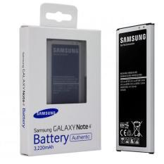 Samsung Baterai Untuk Galaxy Note 4 SM-N910H 3220mAh Original