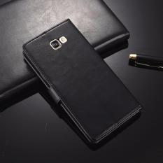 Samsung Galaxy A7 2016 Flip Leather Wallet Case