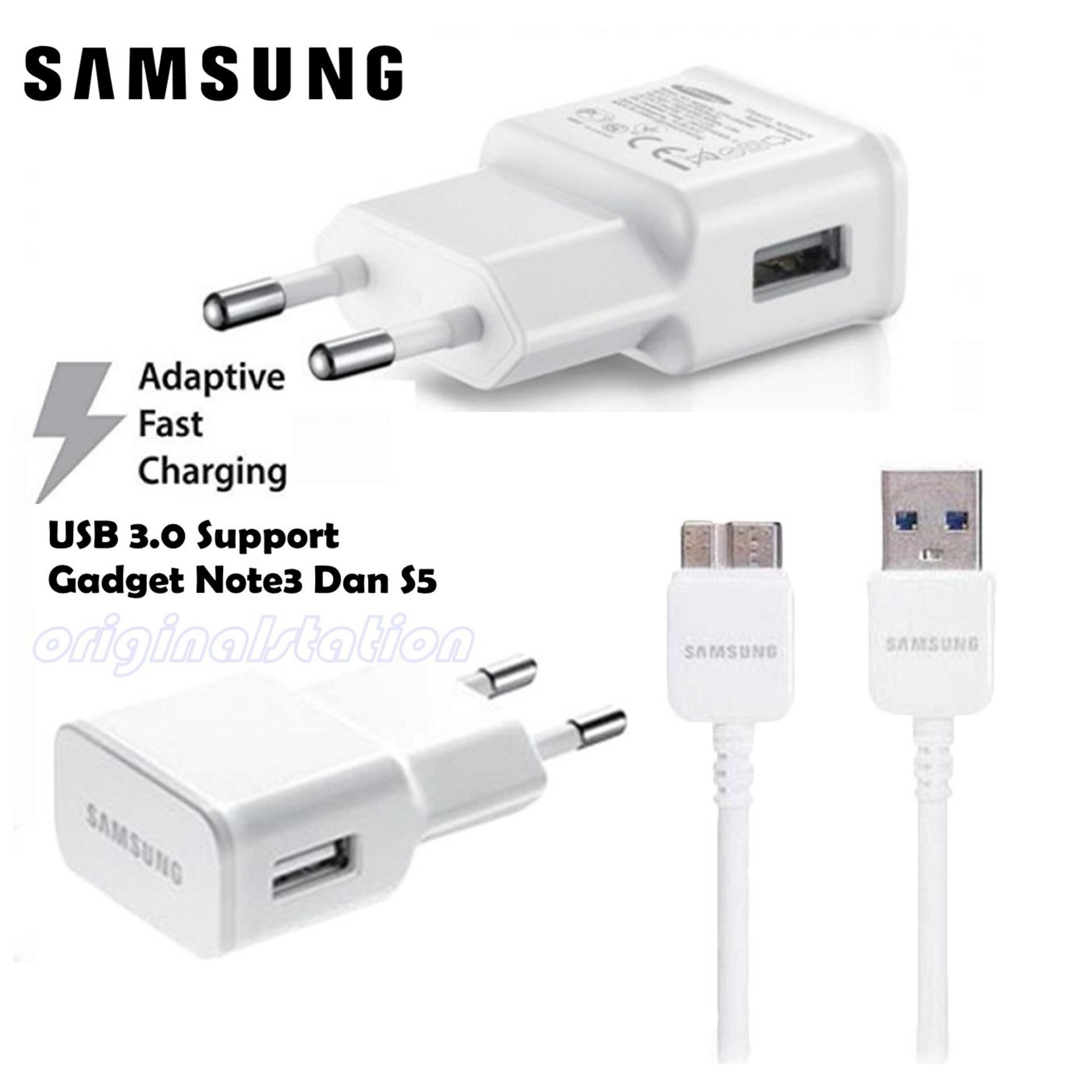 Samsung Galaxy Fast Charger Gadget Note 3 / Galaxy S5 USB 3.0 AFC .