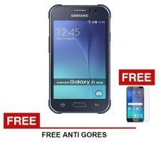 Samsung Galaxy J1 Ace 2016 SM-J111F - 8GB - Hitam + Free Anti Gores