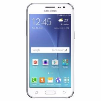 40% Samsung Galaxy J2- SM-J200G - Putih - Ex Display