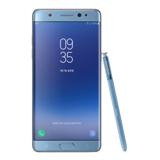 Samsung Galaxy NoteFE - Blue Coral
