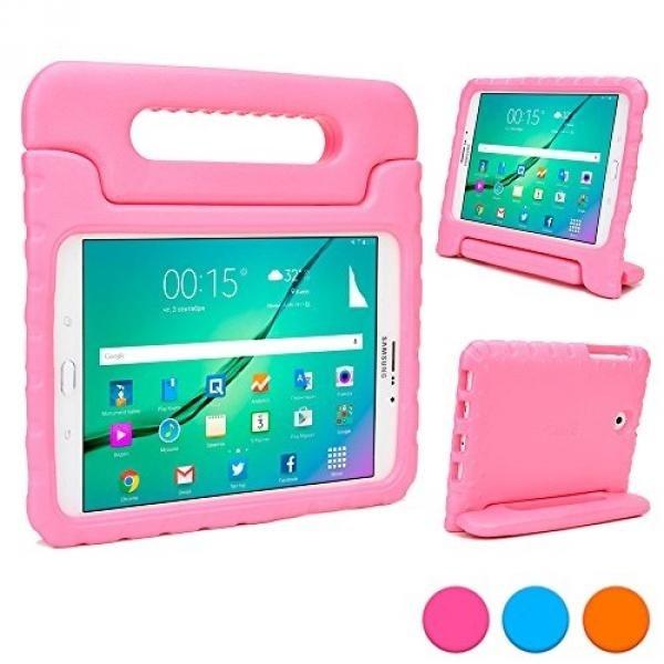 Samsung Galaxy Tab S2 8.0 kids case, COOPER DYNAMO Rugged Heavy Duty Children's Boys Girls
