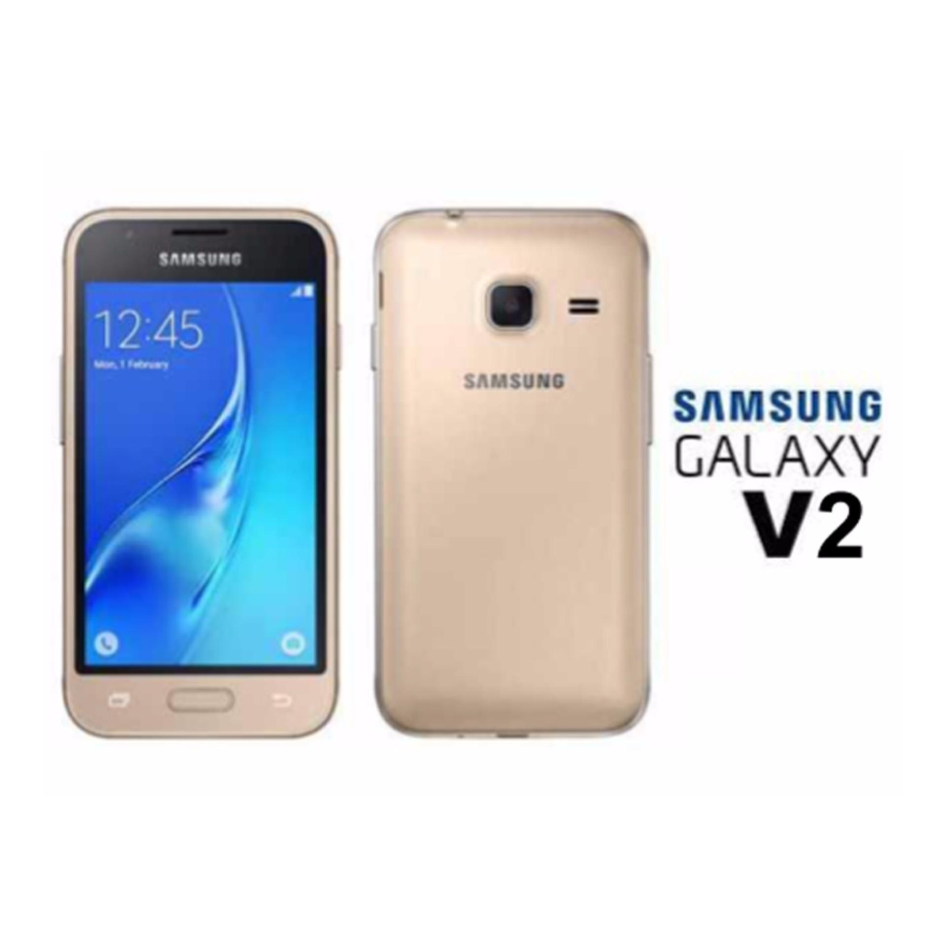 Samsung Galaxy V2 SM J106 RAM 1GB ROM 8GB Garansi Resmi