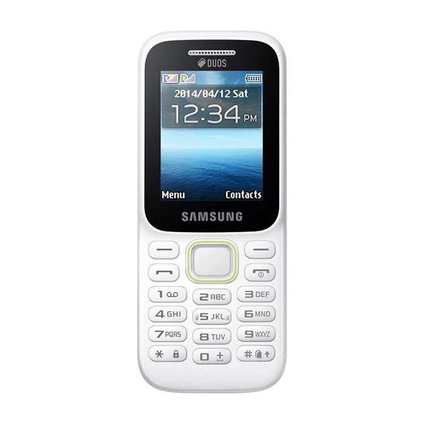 Samsung Guru Music SM-B310E - Putih
