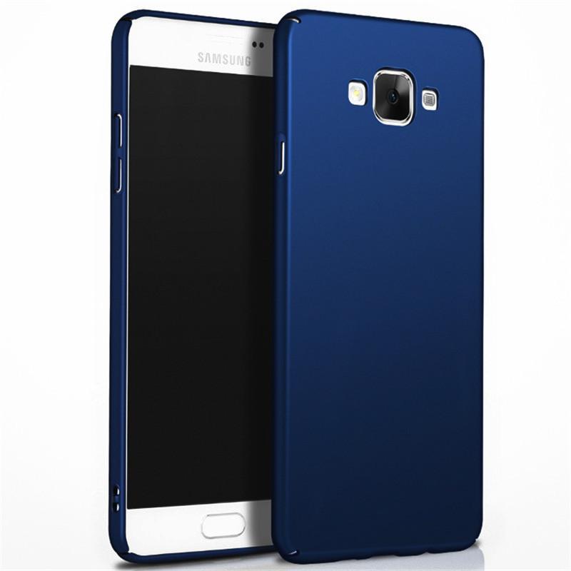 Samsung j5100/j5108/j5109 matte cangkang keras cangkang pelindung set ponsel