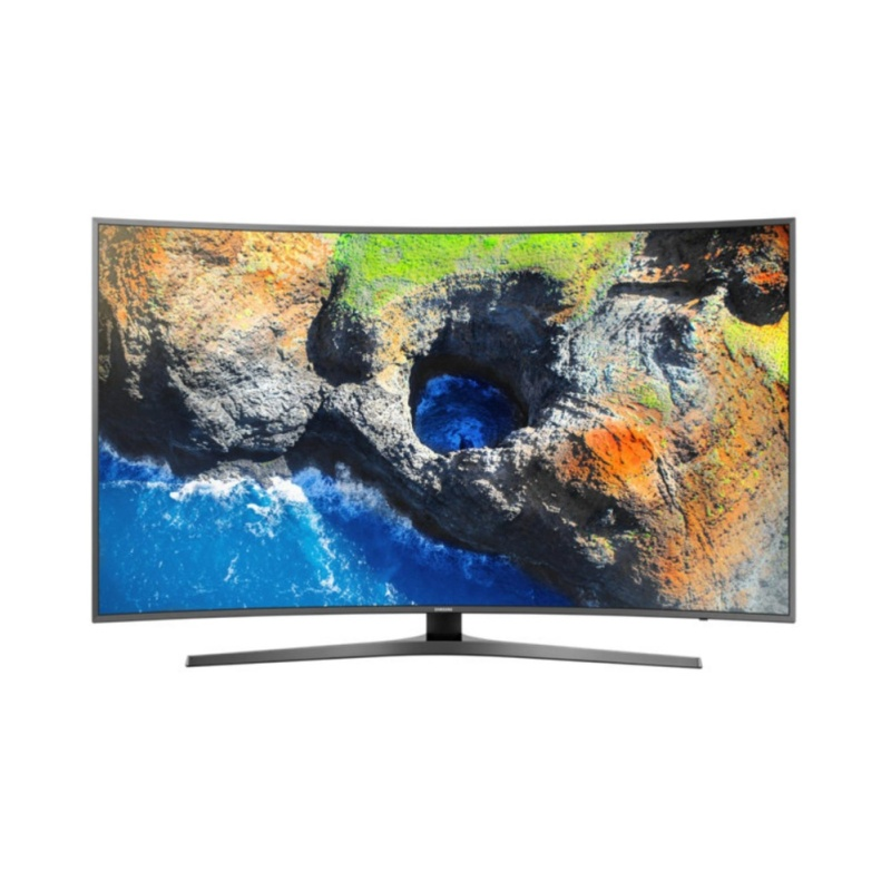 Samsung Led Smart TV Curve UHD 65 UA65MU6500 - Free Bracket