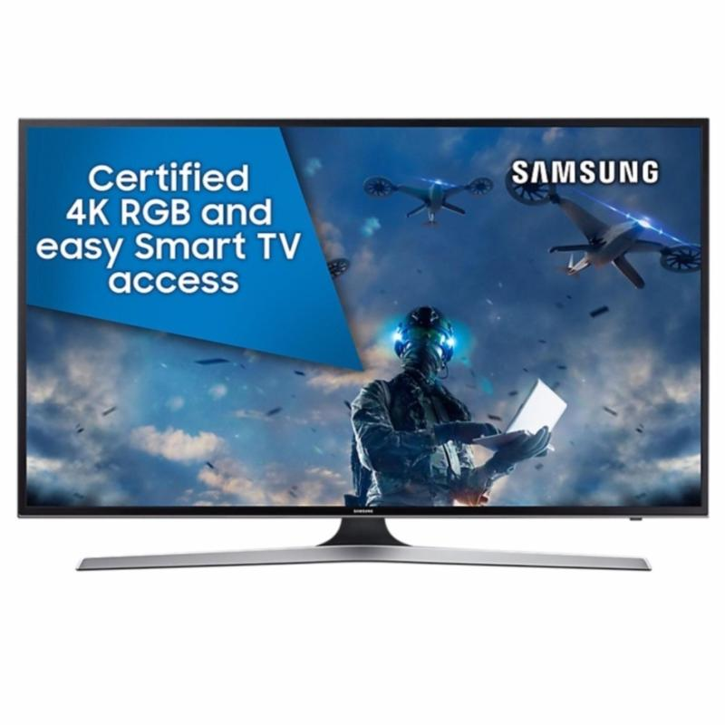 SAMSUNG LED TV UA50MU6100 - HITAM - Free Shipping Medan