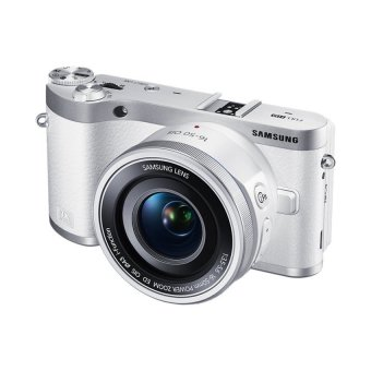 Samsung NX300M with 16-50mm Lens White