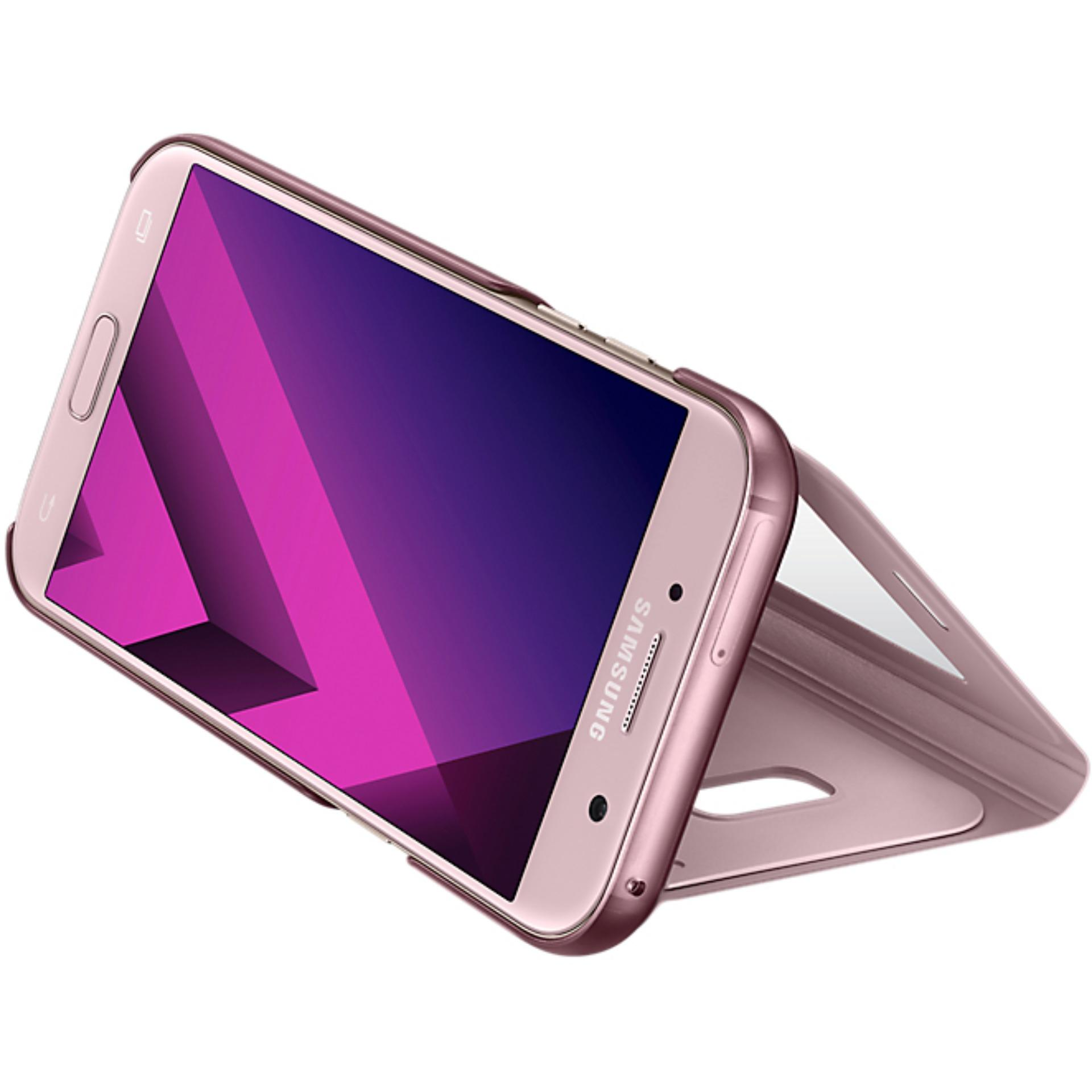 ... Samsung Original S View Standing Cover Casing for Galaxy A5 2017 ...