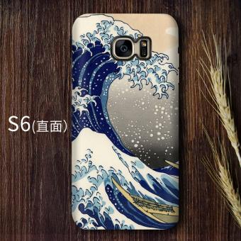 Update Harga Samsung S6/S6 EDGE Berselancar Lulur Cangkang Keras Handphone Shell IDR266,900.00  di Lazada ID
