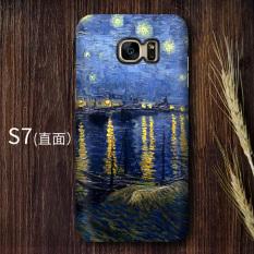 Samsung S7/S7edge/S8/S8 kepribadian merek Drop lulur cangkang keras handphone shell