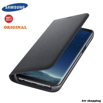 Samsung S8+ / S8 Plus Flip Cover LED View Cover For Samsung Galaxy S8+ Original Pack Samsung