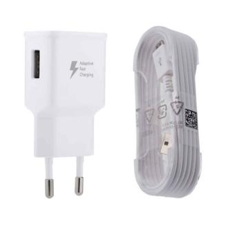 Samsung Travel Charger Fast Charging 15W with Micro USB Cable 3.0