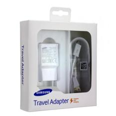 Samsung Travel charger S6 / Note 5 / Note 4 Fast Charging Support Putih - Original