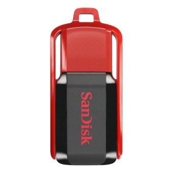 Review gambar SanDisk Cruzer Switch CZ52 USB