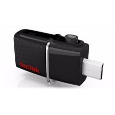 SanDisk USB 3.0 Ultra Dual USB Drive OTG 32GB - Flashdisk 32GB