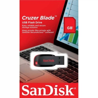 Review gambar Sandisk USB Flash Drive Cruzer