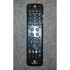 Sanyo / Haier Remote TV LED/LCD - Hitam