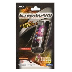 Screen Guard Anti Gores untuk Blackberry 9800 / Torch 1 - Clear