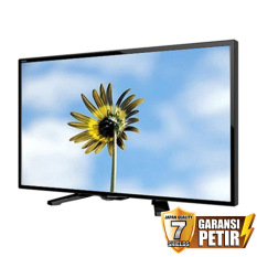 Sharp 24 inch LED AQUOS HD TV - Hitam (Model LC-24LE170i)