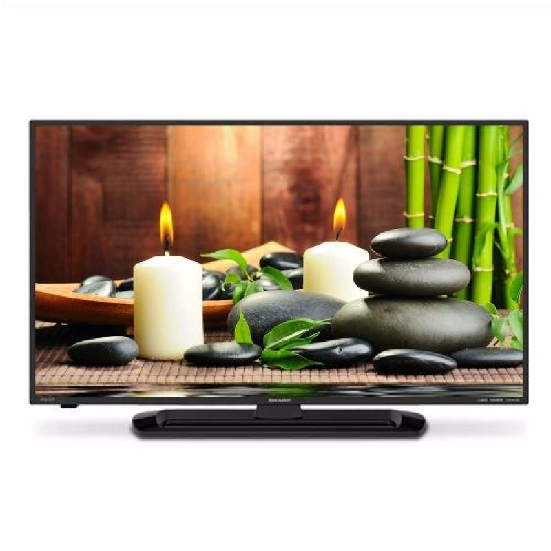 "Sharp LED TV Aquos 32"" - LC32LE265I - Hitam"
