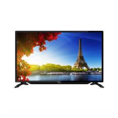 Sharp LED TV Aquos 32 - LC-32LE295I - Hitam