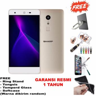 Sharp Z2 - RAM 4GB - Deca Core - Kamera 16MP+8MP - (Free