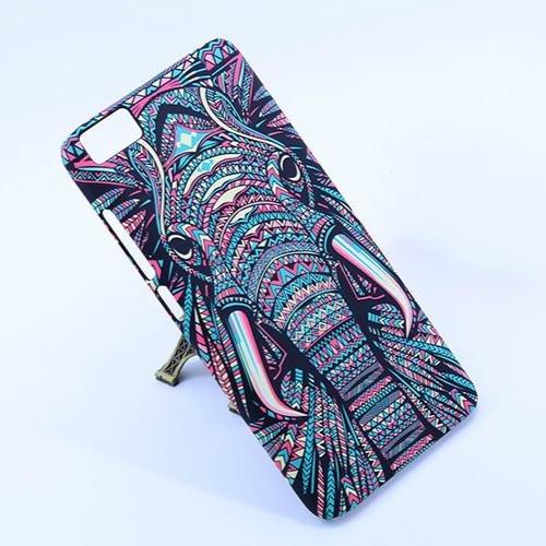 ... SHUNJIA [Night Luminous Glow] Elephant Pattern Hard Case Cover For Xiaomi5 Mi5 Mi 5 ...