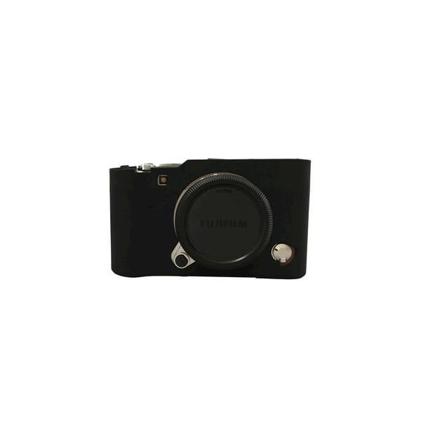 Flash Sale Silicone Case For Fujifilm X-A3 - Black
