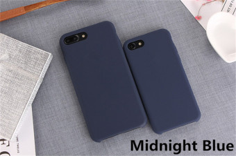 Silicone Case Mobile Apple Phone Penutup Untuk 7/8 Plus iPhone X