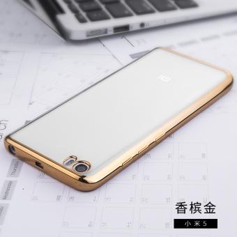 Gambar Silikon transparan ultra tipis merek populer dari soft shell shell ponsel