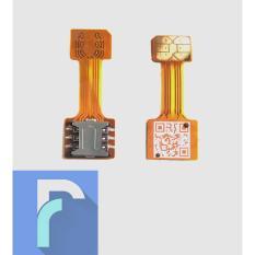 SIM Card + Micro SD Converter Konverter for Hybrid Smarthpone