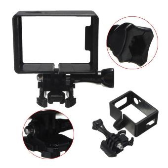... SJCAM SJ4000 & BRICA B-PRO 5 ALPHA EDITON Plastic Frame Case / Casing -