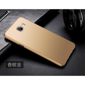 Gambar Slim Fit Shell Hard Full Protective Anti Scratch Resistant CoverCase for Samsung Galaxy A3 2016