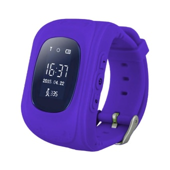 SMART Q50 Smart Watch GPS SOS Activity Tracker Phone Watch ForChildren Kids - intl