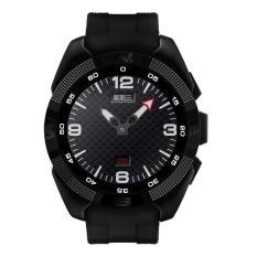Smartwatch 1,2 Inci IPS Sentuh Layar 240 * 240px 316L Stainless Steel MTK2502C CPU