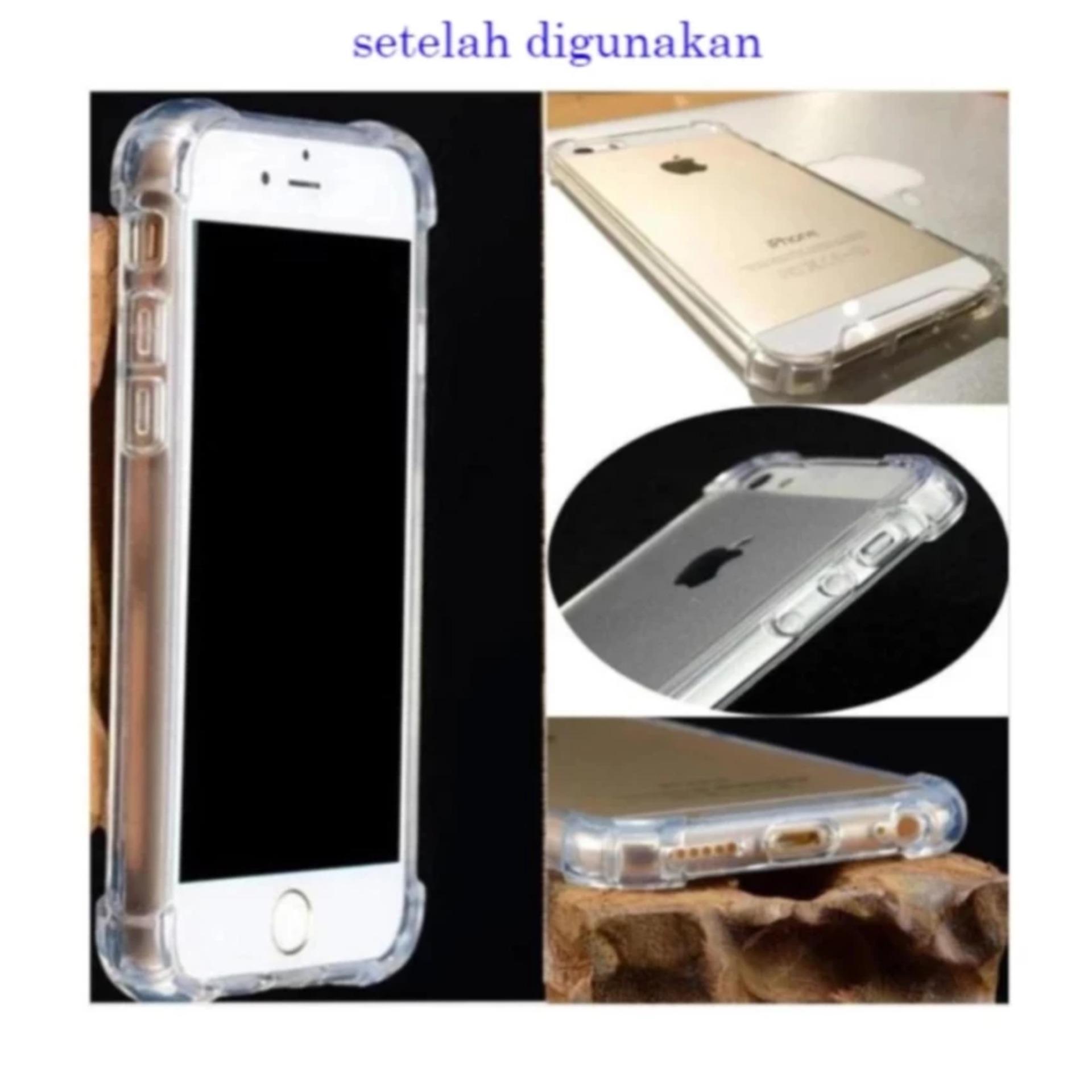 Eshop Checker Softcase Anti Jamur Crack Vivo Y53 Air Case 03mm Tali Sepatu Silicon Silikon Silicone Soft