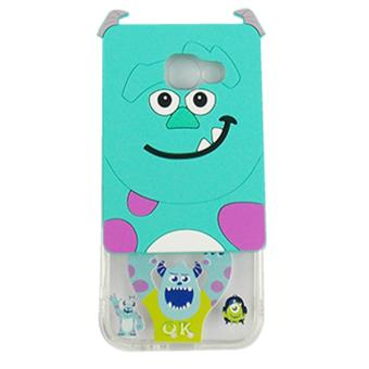 Softcase Character Kepala Timbul Type Oppo F1S