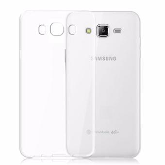 Softcase Jelly Ultrathin For Samsung Galaxy J7 2016 (j710) PutihTransparan - Aircase