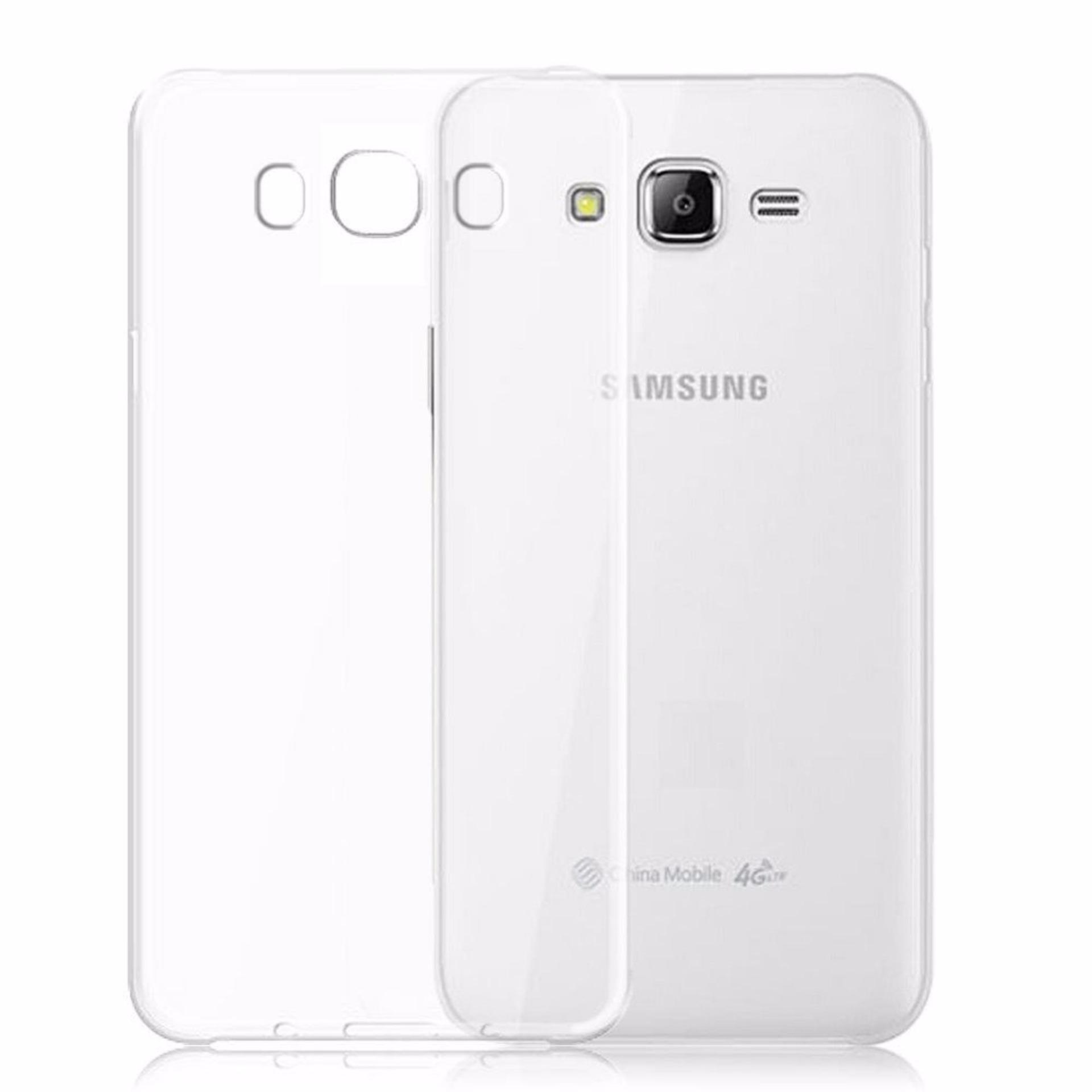 Shopping Comparison Softcase Jelly Ultrathin For Samsung Galaxy J7 2016 ( j710) PutihTransparan - Aircase