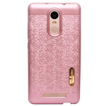 Softcase Motomo Matrix for Xiaomi Redmi Note 3