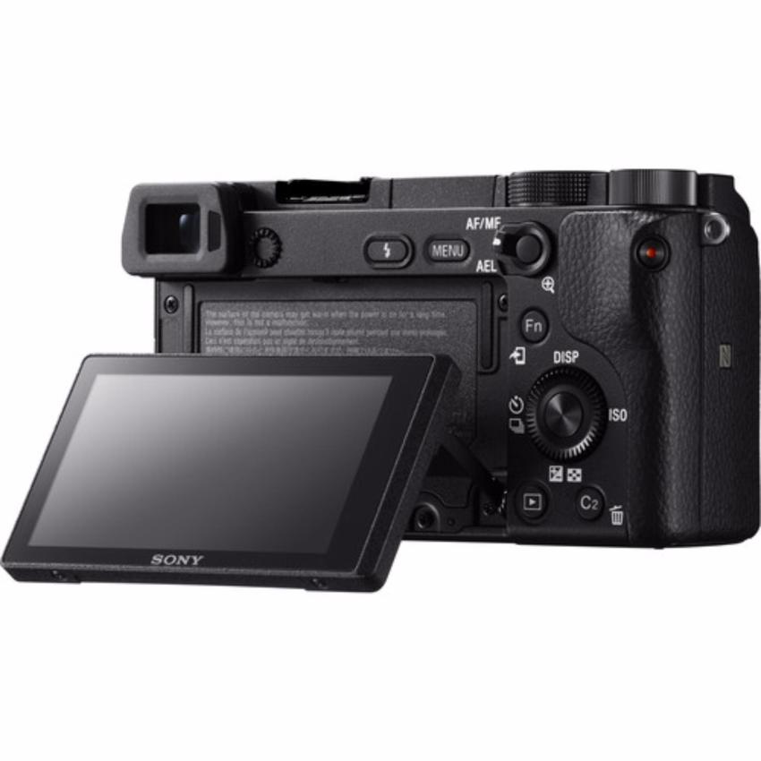 Jual Sony Alpha A6300 Kit 16 50mm 24mp Hitam Indonesia Terbaru Source Sony .