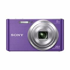 Sony Cyber-shot DSC-W830 Violet Kamera Pocket