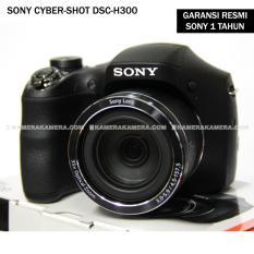 SONY DSC-H300 20.1MP Cyber-shot Digital Camera (Garansi Resmi)
