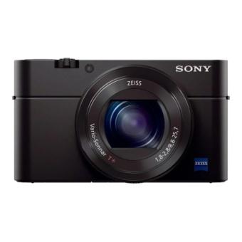 Sony DSC-RX100 III Cyber-Shot Digital Camera Black - intl