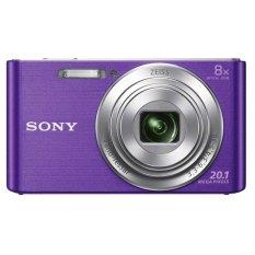Sony DSC-W830 - 20.1 MP - 8x Optical Zoom - Ungu