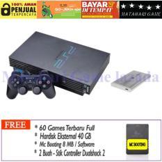 Sony Playstation 2 Fat HDD40GB - Grade A